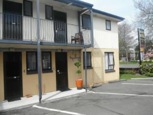 Avalon Court Accommodation Christchurch - Avalon Court Exterior