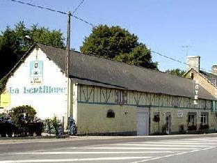 Logis La Lentillere - Restaurant Ct Parc Алансон