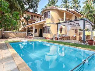 Villa Calangute Phase 3 Brs Private With Pool