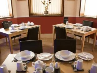 3 Norfolk Square Hotel Great Yarmouth - Restaurant