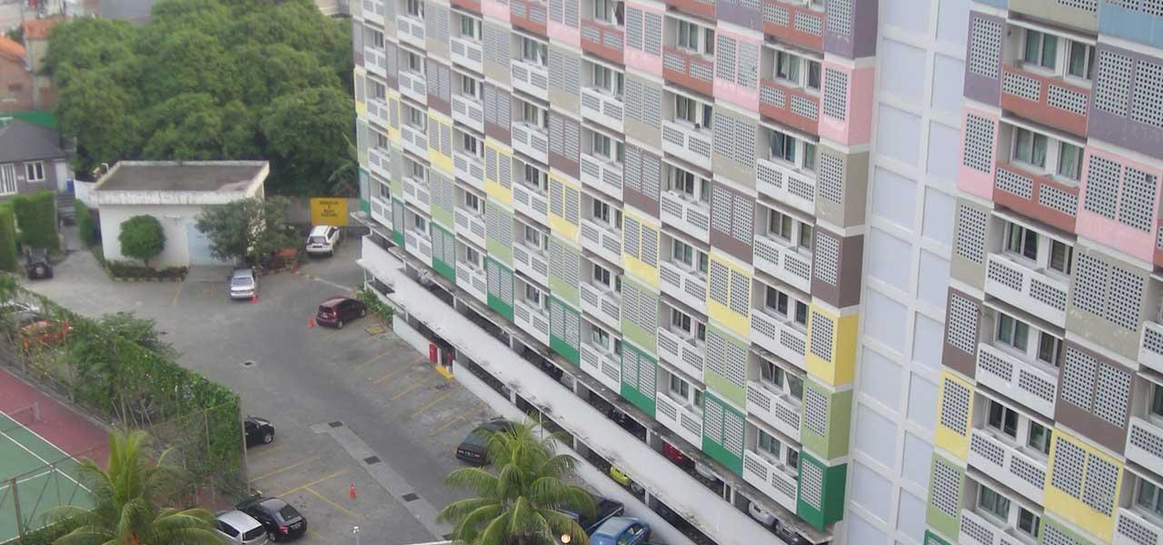 Alamat Hotel  Apartemen Margonda Residence 2