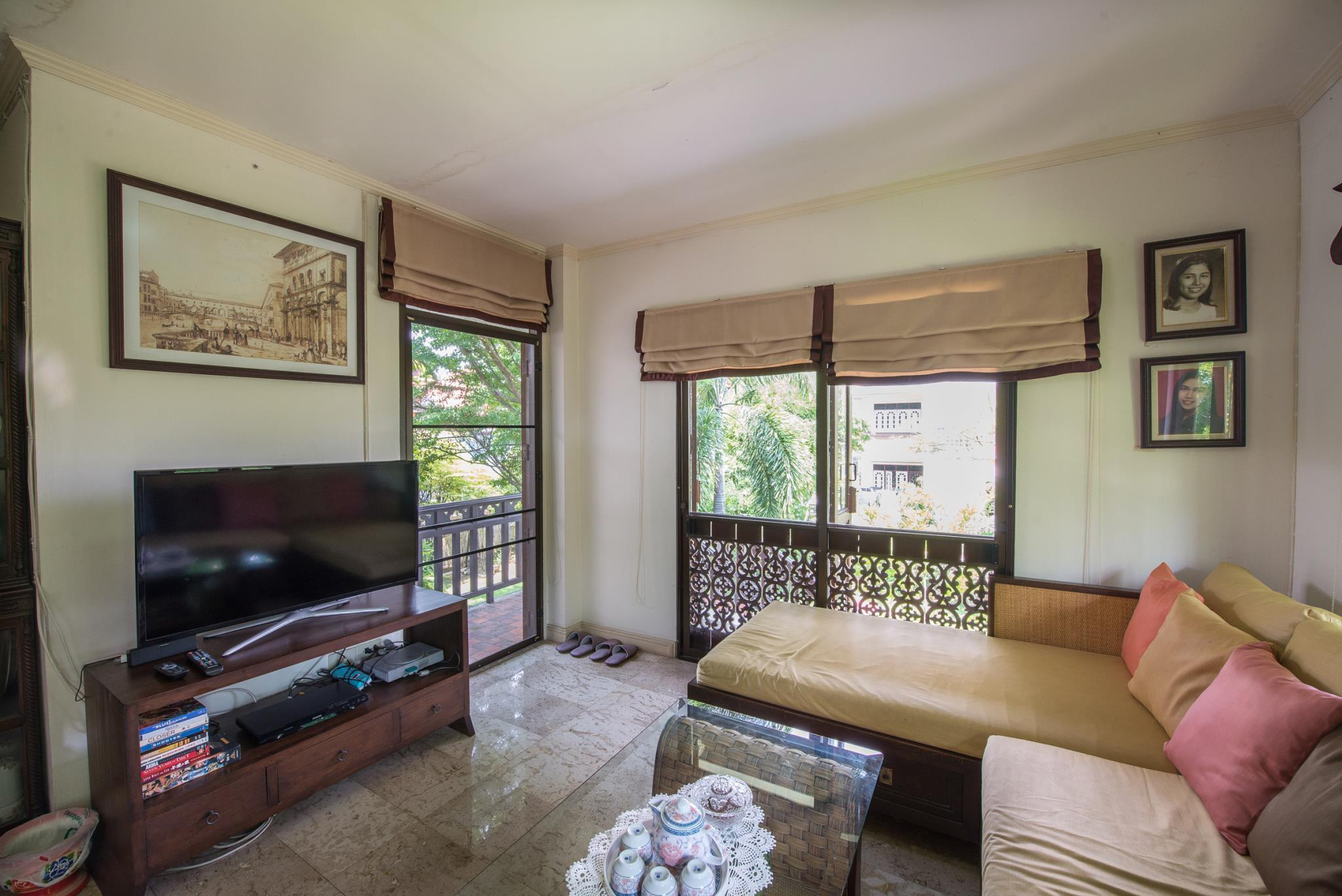 Phuttal Residence Double Room Garden View