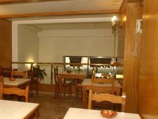Hotel Americano Buenos Aires - Restaurang