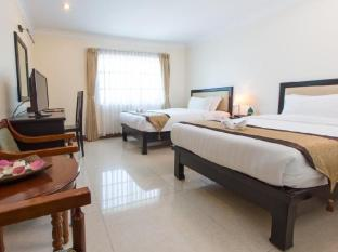 Cardamom Hotel & Apartment Phnom Penh - Deluxe Family Twin Bed