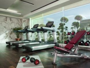 Crowne Plaza Hotel New Delhi Okhla New Delhi and NCR - Fitness Room