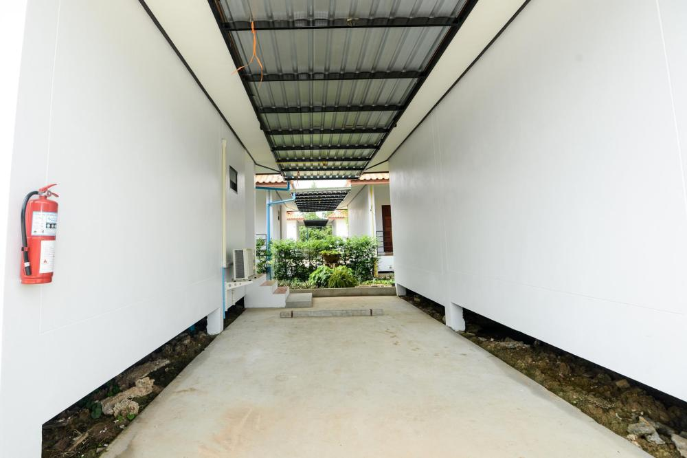 Nangrong garden home