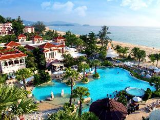 ロゴ/写真:Centara Grand Beach Resort Phuket