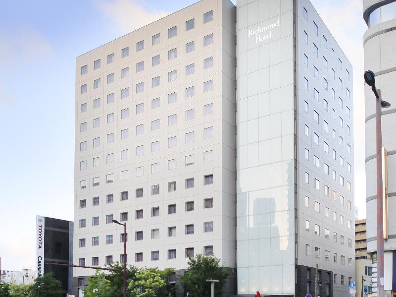 日本九州福岡博多站前Richmond Hotel 車站步行三分鐘服務 ...