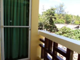 Boracay Paradise Hotel Borakajaus sala - Balkonas / terasa