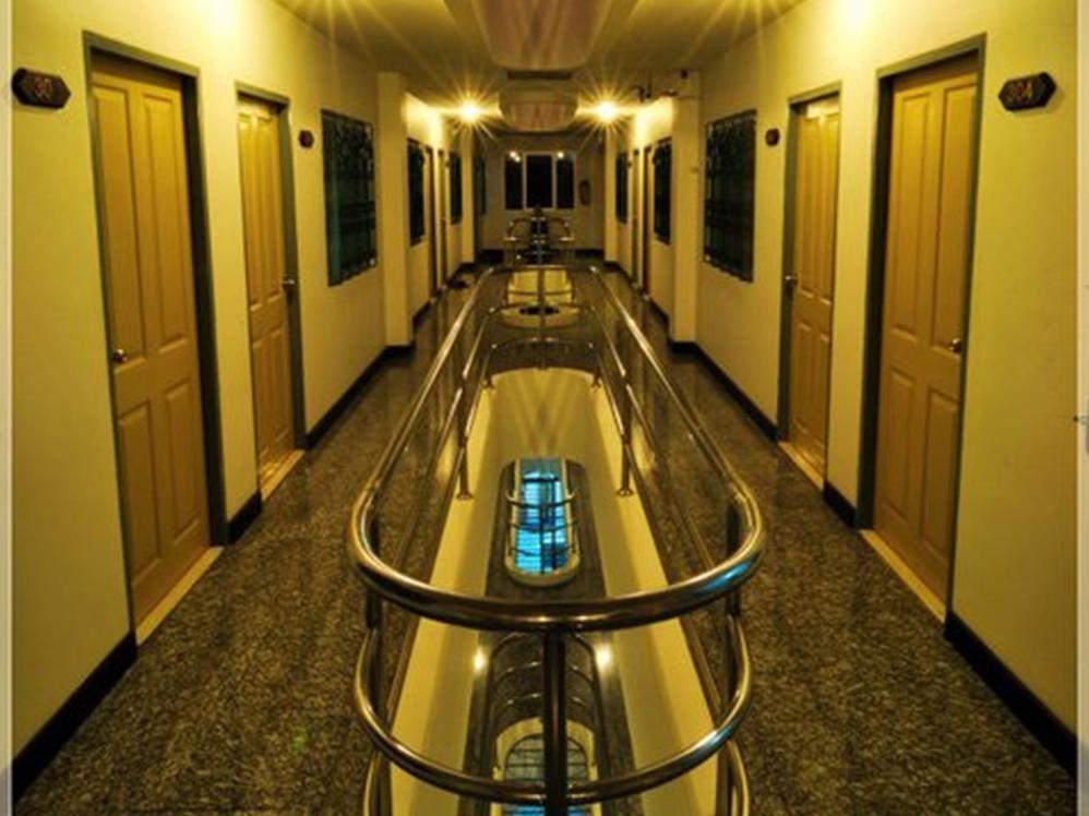 布萨文酒店,โรงแรมบุญถาวร