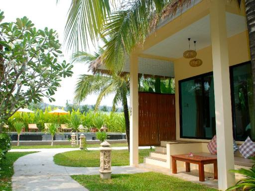 Villa Phra Chan Resort hotel accepts paypal in Chanthaburi