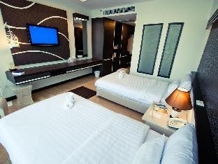 A-Te Hotel Chumphon guestroom junior suite