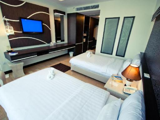 A-Te Hotel Chumphon hotel accepts paypal in Chumphon