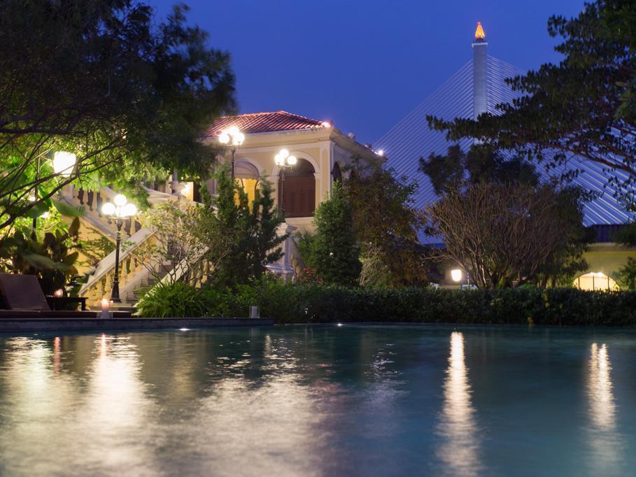 โรงแรมพระยา ปาลาซโซ