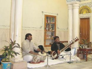 Hotel Arya Niwas Jaipur - Cultural - Sitar Recital at Central Hall