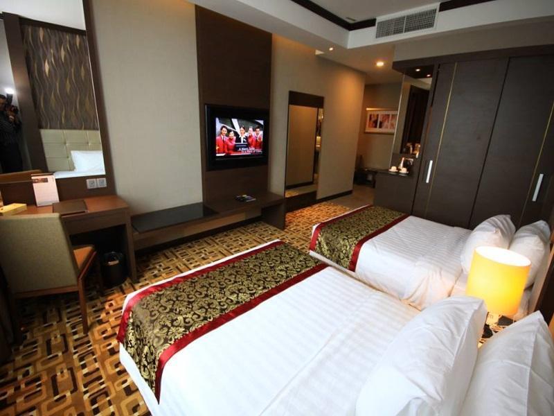 グランド パラゴン ホテル ジャホール バル(Grand Paragon Hotel Johor Bahru)
