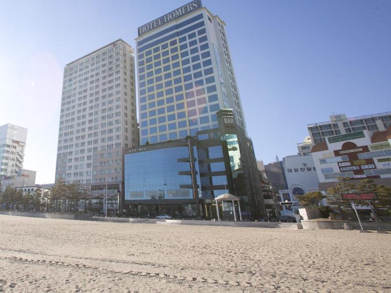 South Korea-호텔 호메르스 (Hotel Homers)