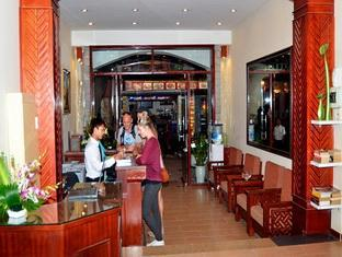 Golden Sun Lakeview Hotel Hanoi - Rezeption