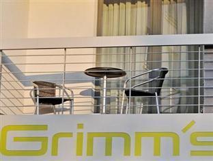 Grimm's Hotel Berlin - Balkon/Taras