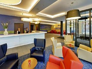 Hampton By Hilton Berlin City West Hotel Berlín - Vestíbul
