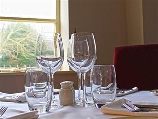 The Inn at Grinshill Shrewsbury - Restaurant Table