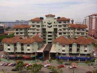Promenade Service Apartment Kota Kinabalu - View