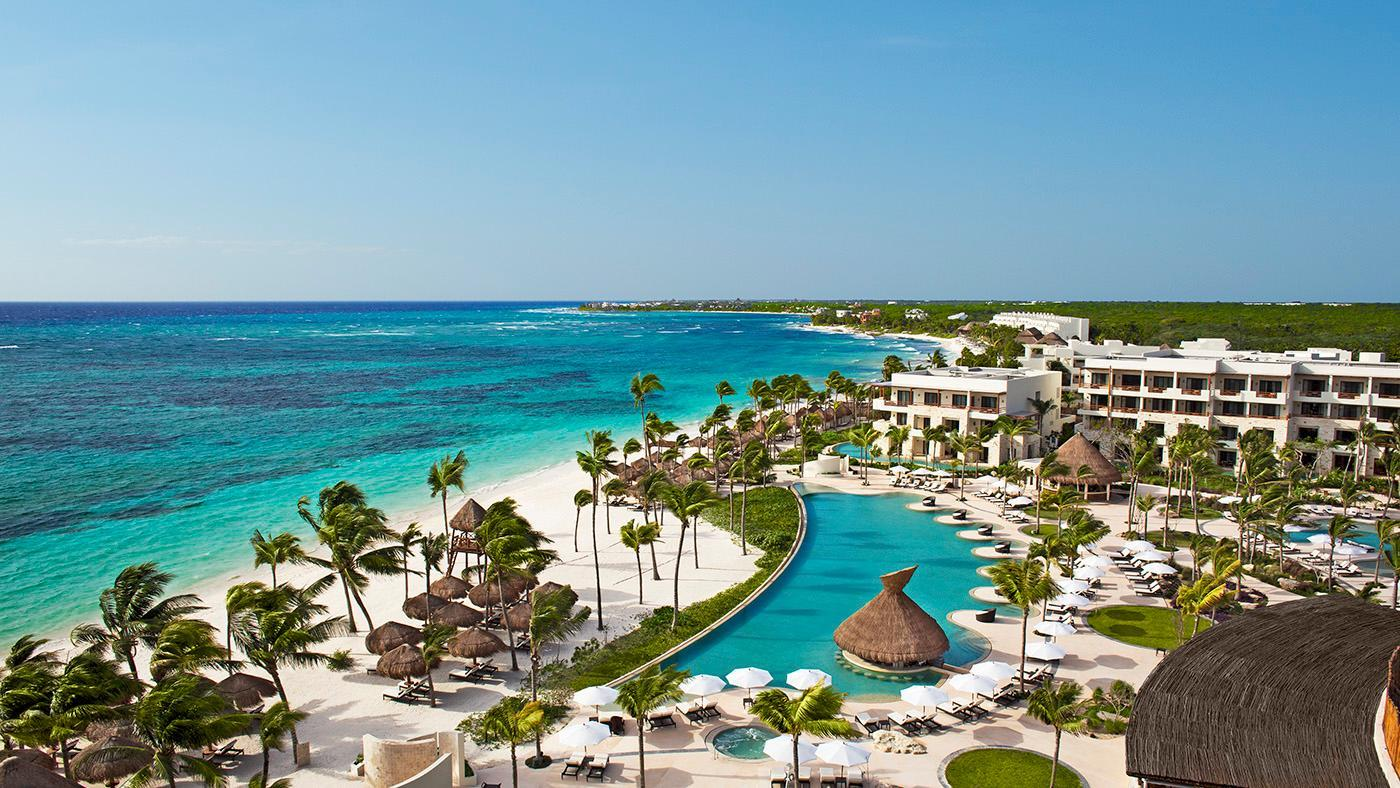 Secrets Akumal Riviera Maya All Inclusive-Adults Only Tulum Mexico
