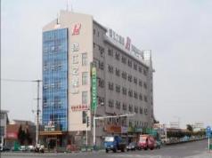 Jinjiang Inn Nantong Coach Station, Nantong