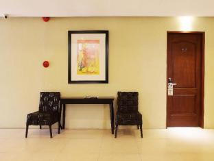 Alba Uno Hotel Sebu - Viešbučio interjeras
