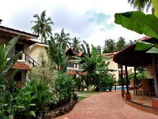 Devasthali - The Valley of Gods Resort South Goa - Hotel Walkway