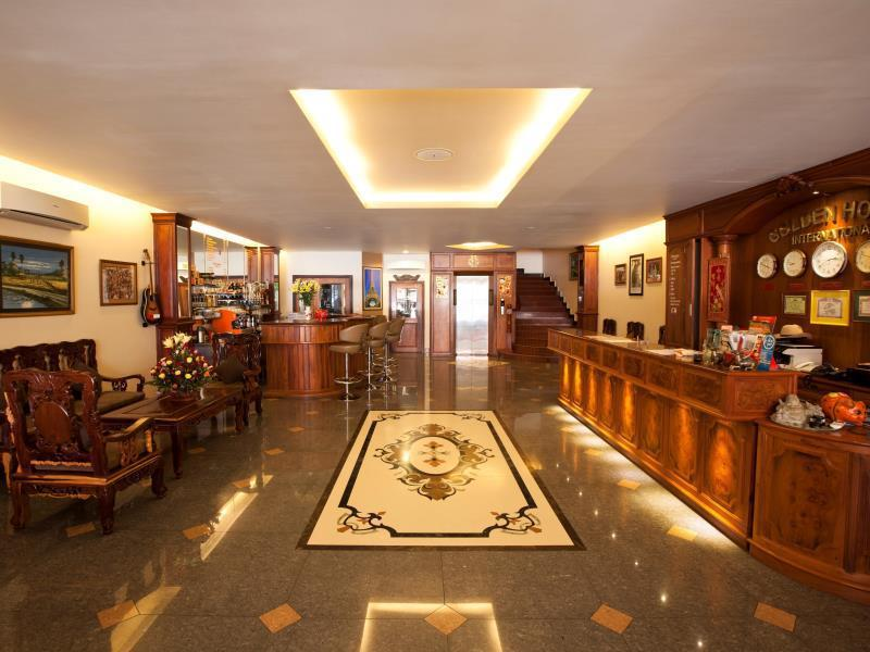 ゴールデン ハウス インターナショナル(Golden House International Hotel)