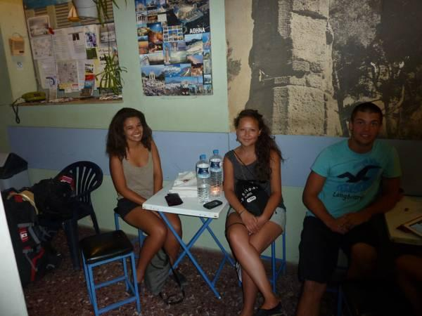 Pagration Youth Hostel – Athens 4