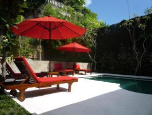 21 Lodge Bali - bazen