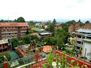 Hotel Norbu Linka Kathmandu - Roof Top View