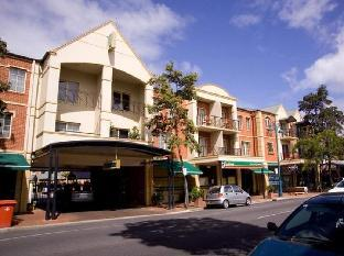 Hotell The Grand Apartments  i Adelaide, Australien