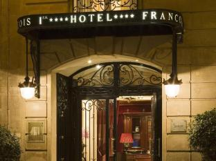 Hotel Francois Premier Paris - Entrance