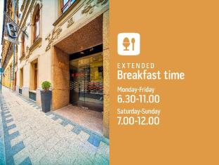 Bohem Art Hotel Budapest - Extended Breakfast Time