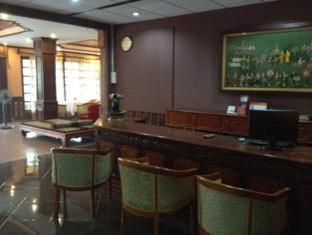 Le Calao Vientiane Hotel Vientiane - Receptie