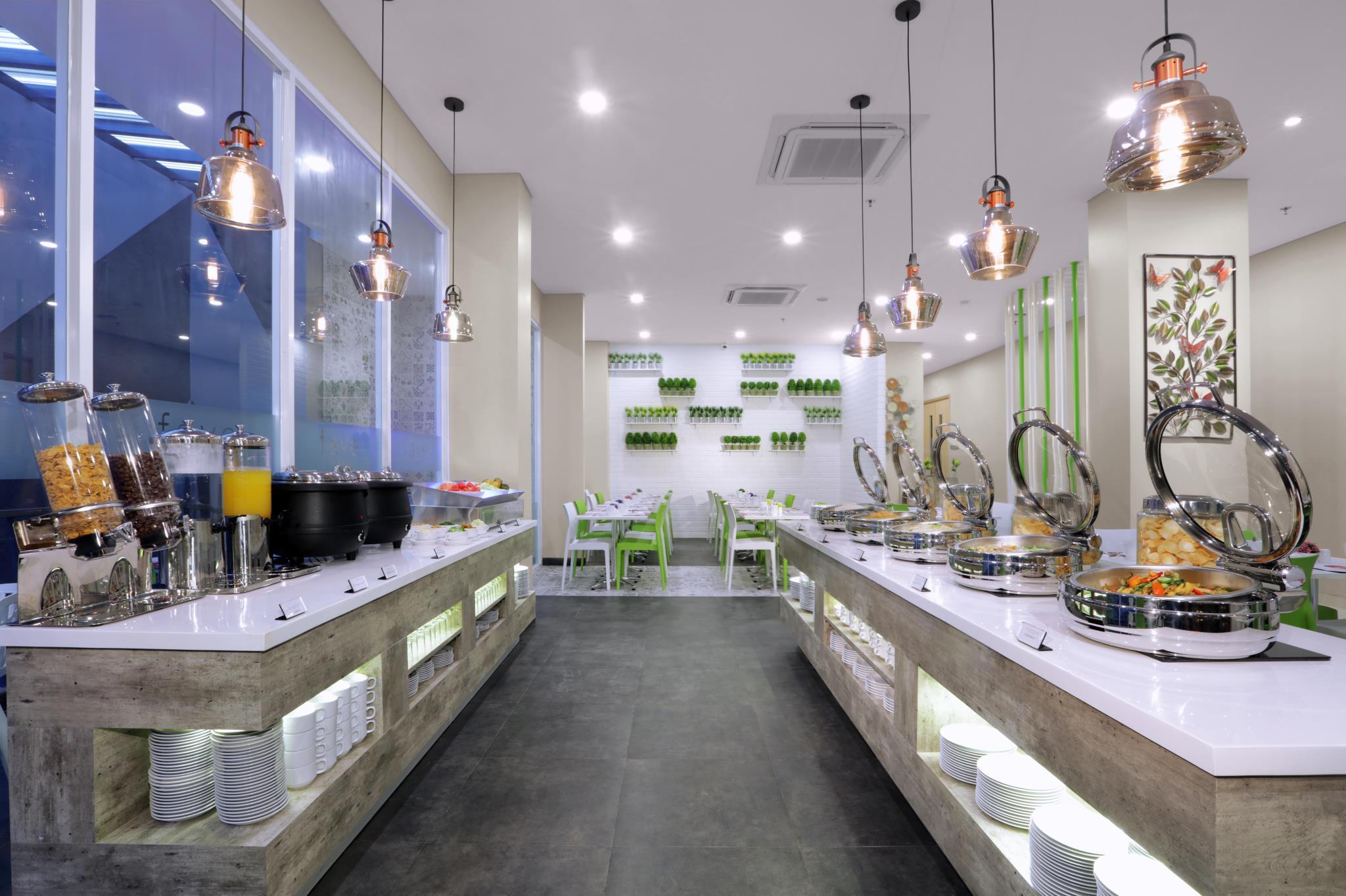 Hotel favehotel Sorong - Jalan Basuki Rahmat - Sorong