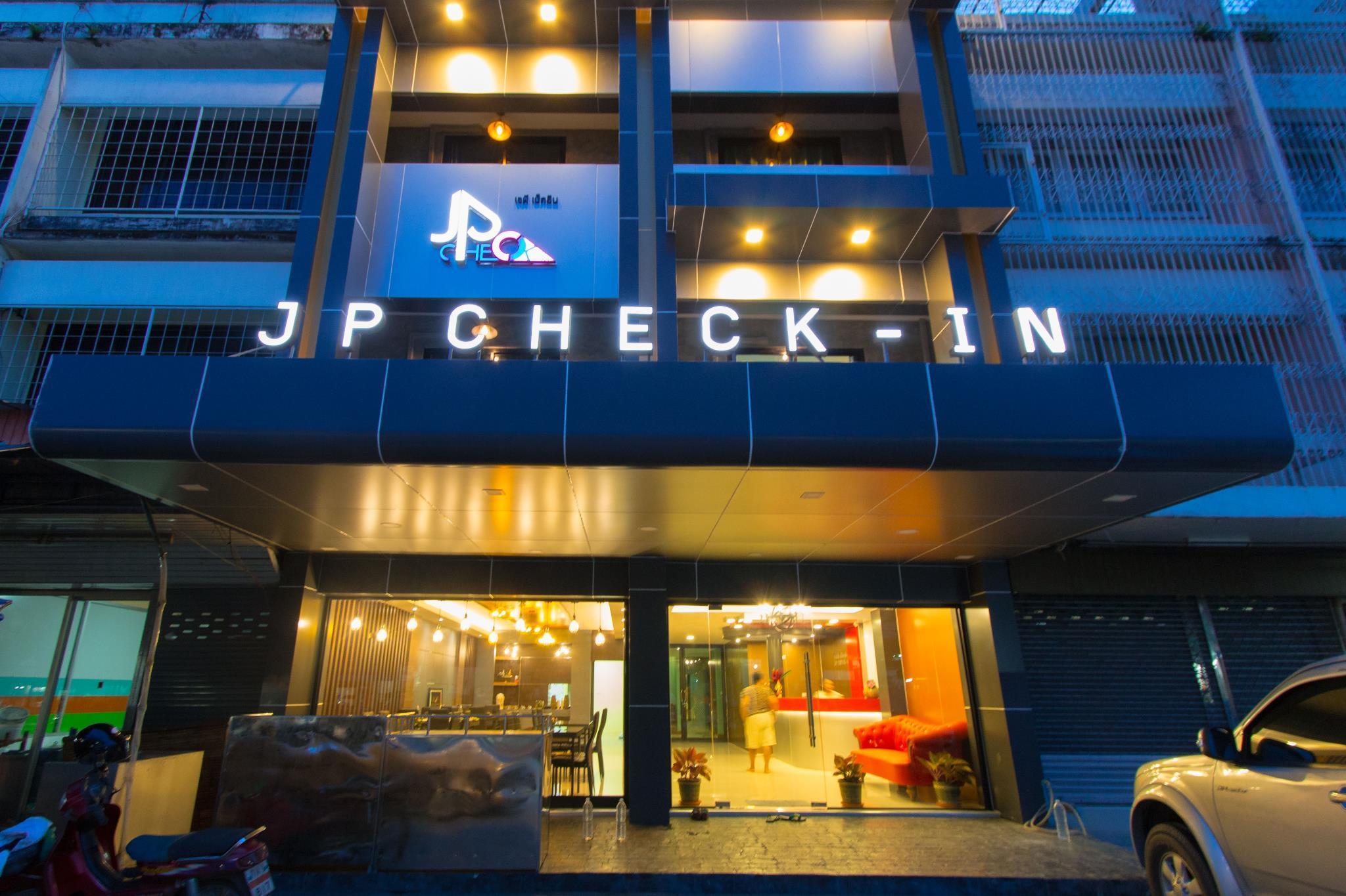JP入住酒店,JP CHECK IN