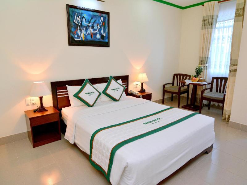 グリーン ホテル ブン タウ