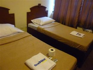 Blue Velvet Hotel & Cafe Davao City - Chambre