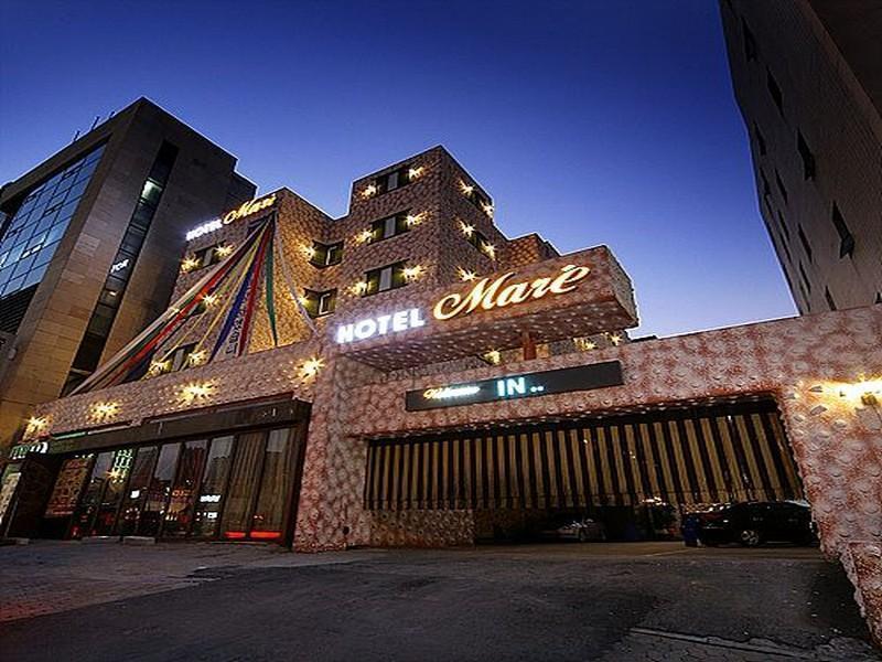 South Korea-호텔 마레 강남 (Hotel Mare Gangnam)