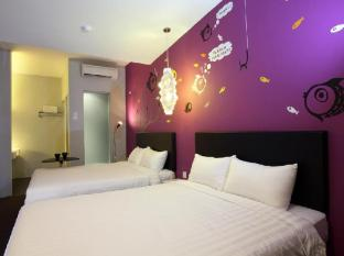 Bliss Boutique Hotel Johor Bahru - Designer Family (no window)