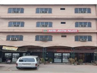 Hotel Aditya Palace Агра