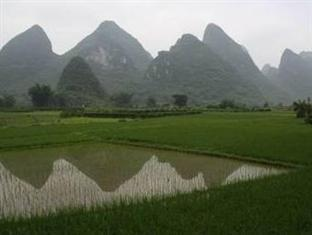 Bamboo House Inn & Caf Yangshuo - Rice Fields