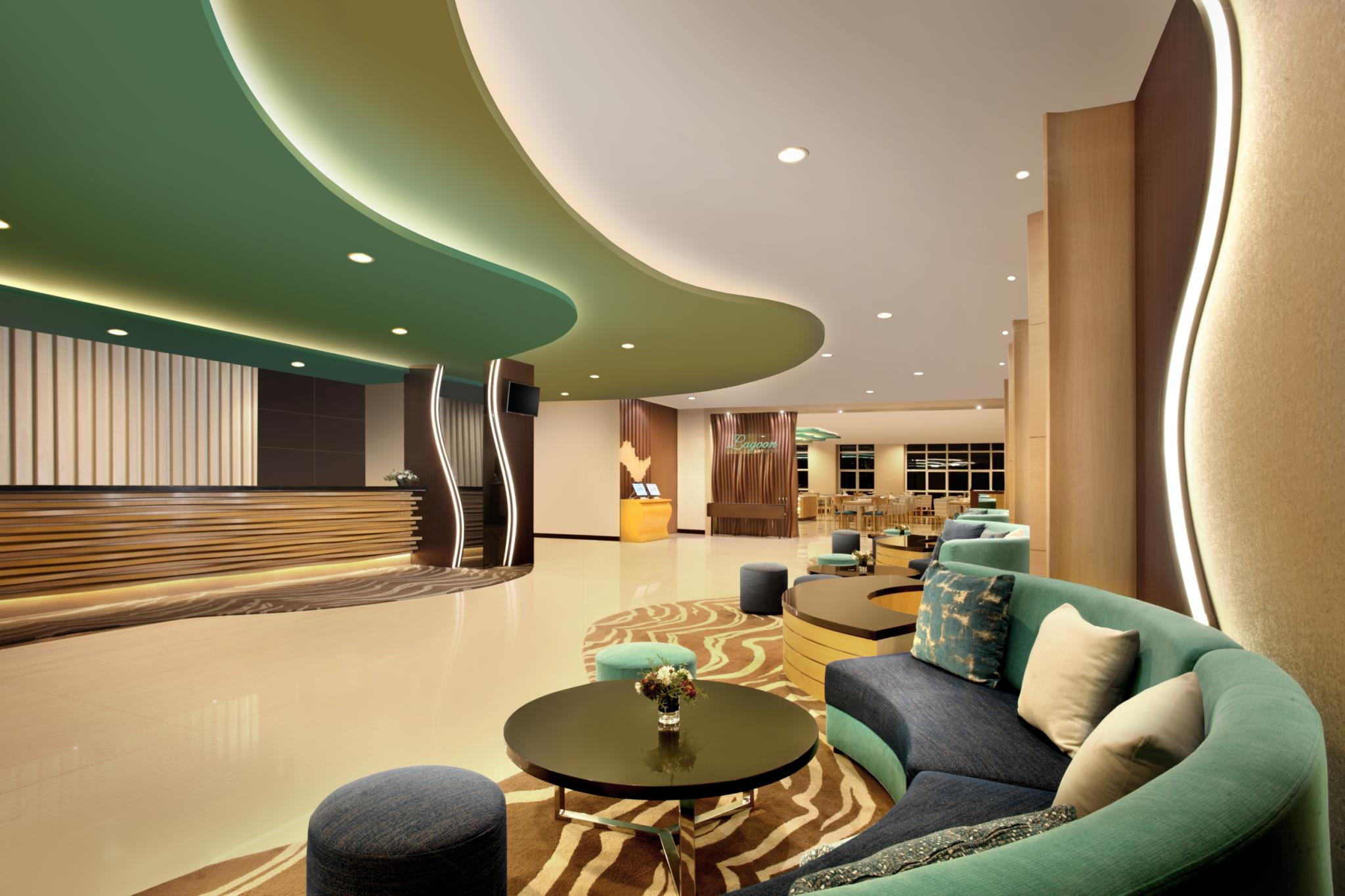 Hotel Best Western The Lagoon Hotel - Bahu Mall Jalan Wolter Monginsidi No 1 - Manado