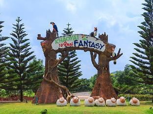 カオヤイ ファンタジー リゾート Khaoyai Fantasy Resort
