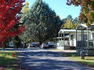 Beechworth Lake Sambell Caravan Park PayPal Hotel Beechworth