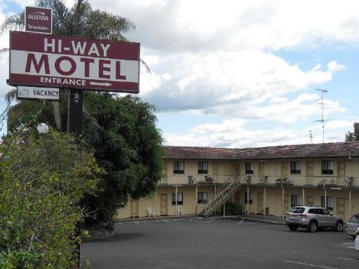 Hi-Way Motel Grafton Grafton takes PayPal